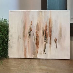 Original painting signed by artist abstract